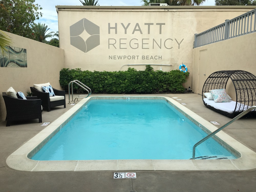 A Review of the Hyatt Regency Newport Beach